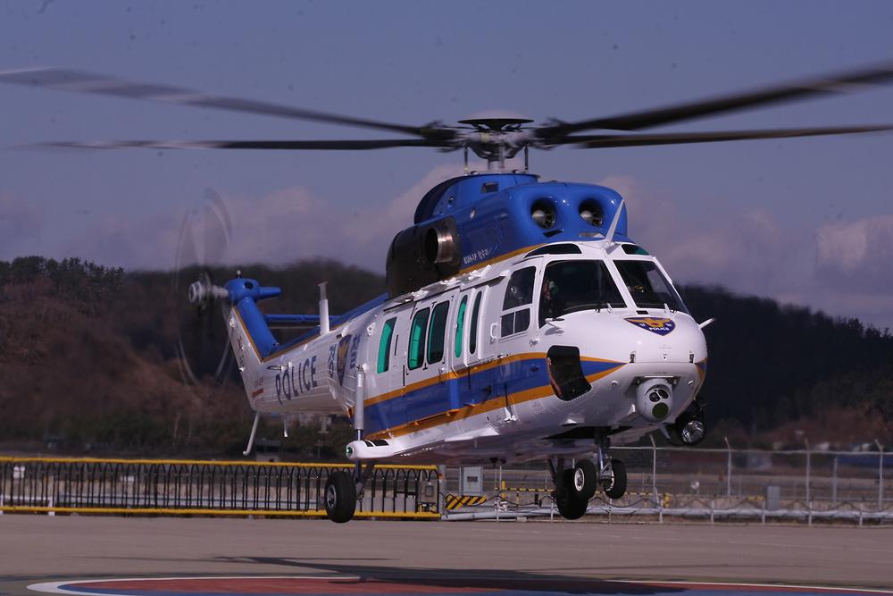 헬기(KUH-1P, 참수리) 사진