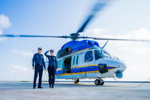 [항공 경찰관] 드넓은 하늘처럼 아이들의 큰 꿈을 항공경찰이 지키겠습니다.