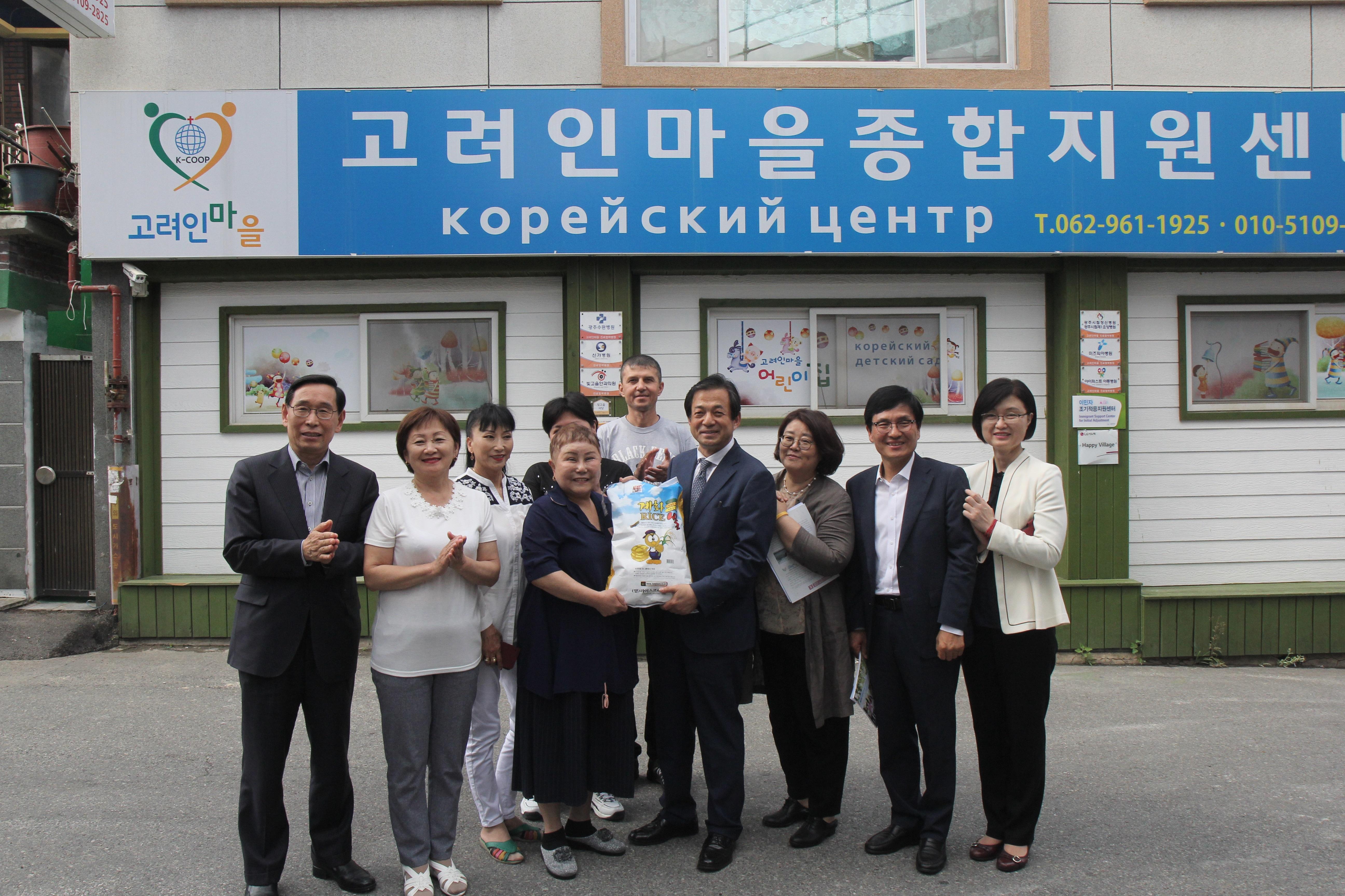경찰위원 광주광산경찰서 치안현장방문