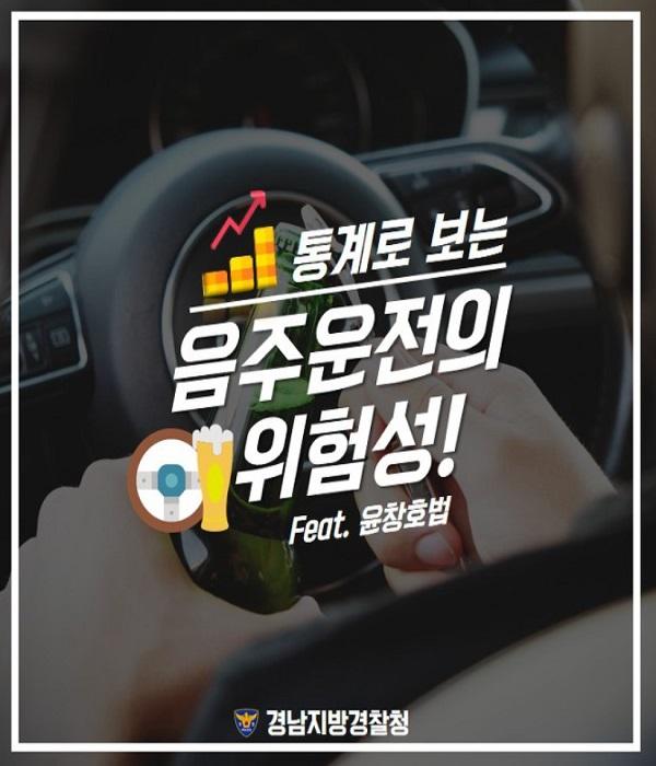 통계로 보는 음주운전의 위험성! Feat.윤창호법