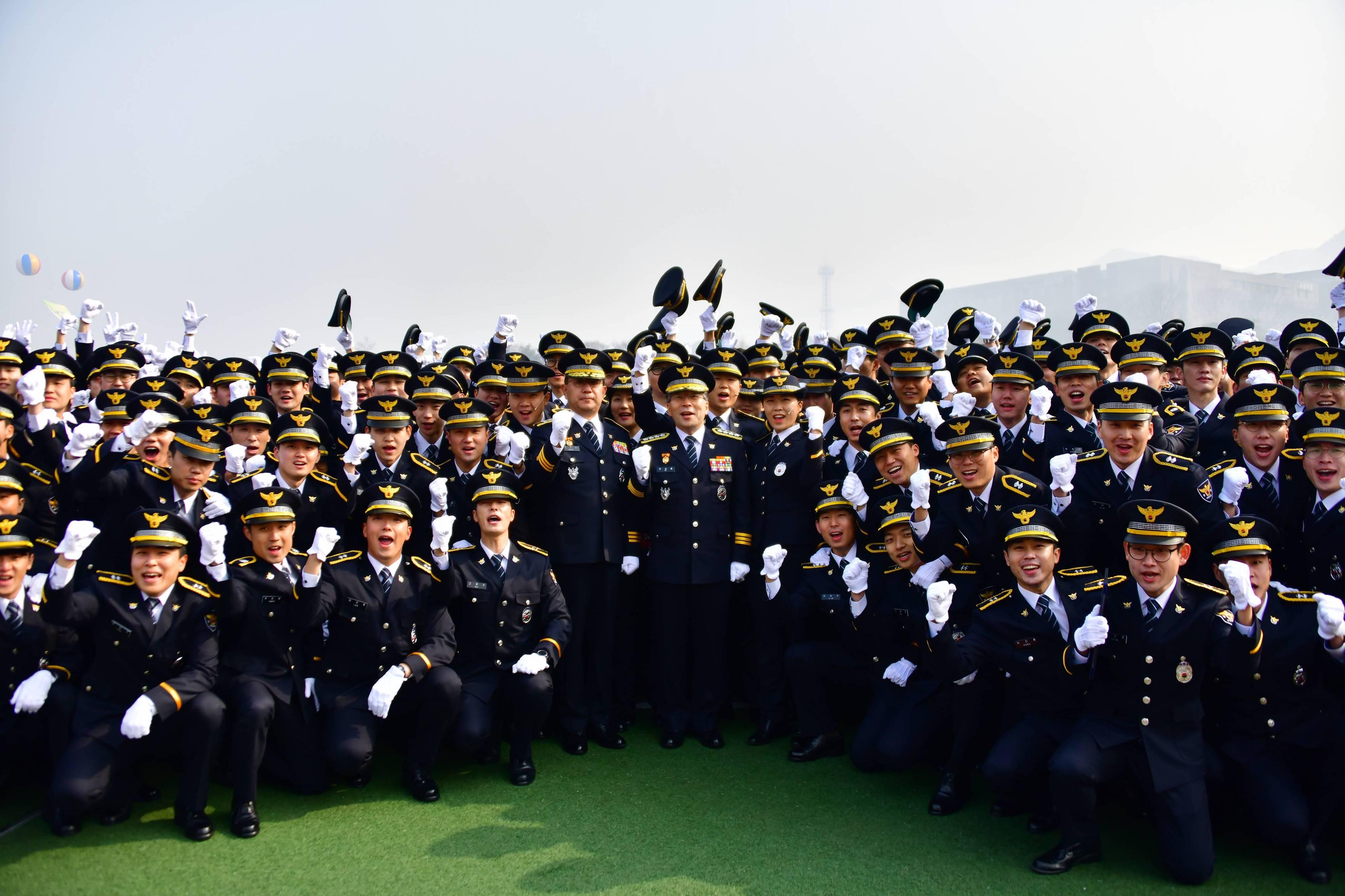 2019 신임경찰 제294기 졸업식